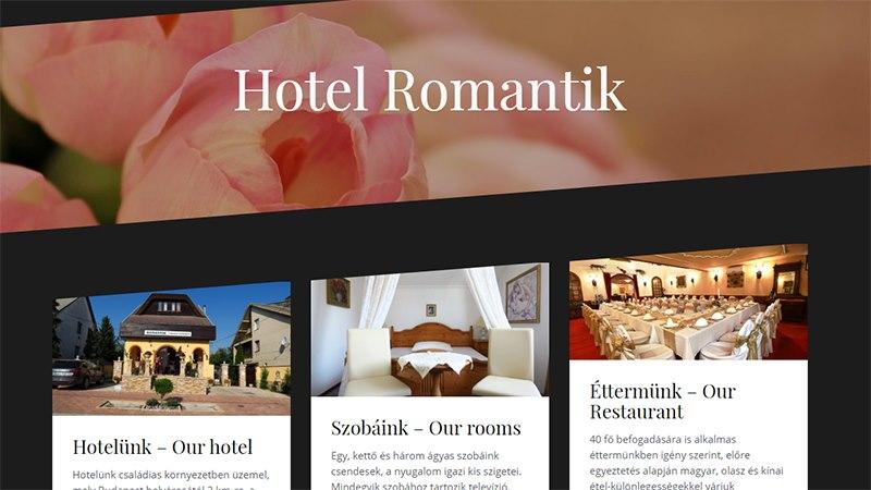 www.romantikhotelhungary.com